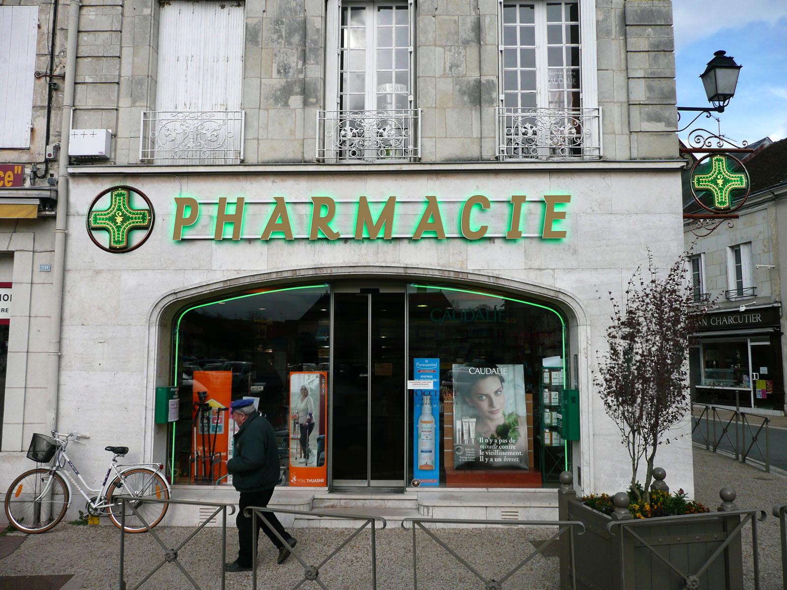 Pharmacie de l 39 h tel de ville montoire sur le loir accueil for Pharmacie de la piscine