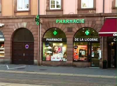 Pharmacie de la Licorne - Vue générale