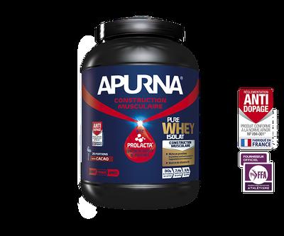 Apurna PURE WHEY ISOLAT CACAO (750g)