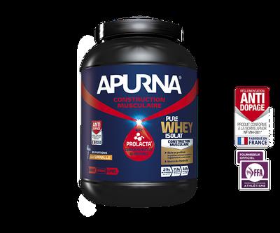 Apurna PURE WHEY ISOLAT VANILLE (750g)