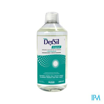 Dexsil ORIGINAL - SILICIUM ORGANIQUE solution buvable (1000ml)
