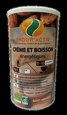 Endur'activ CREME ET BOISSON ENERGETIQUE POMME-CANNELLE
