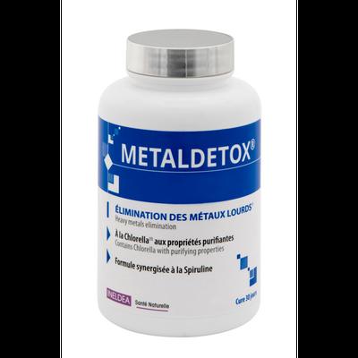 Ineldea METALDETOX (120 gélules)