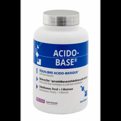 Ineldea ACIDO-BASE (90 gélules, soit 30 jours de cure)