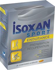 Isoxan ENDURANCE (20 comprimés, soit 20j de cure)