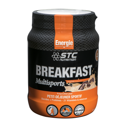 STC Nutrition BREAKFAST MULTISPORT CAFE (450g)