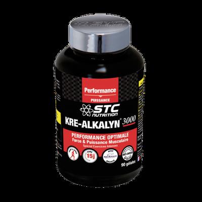 STC Nutrition KRE-ALKALYN 3000 (90gélules, soit 15j. de cure)