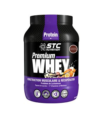 STC Nutrition PREMIUM WHEY CHOCOLAT (750gr)