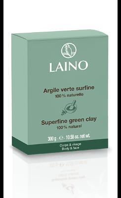 Laino ARGILE VERTE SURFINE 100% Naturelle 300g