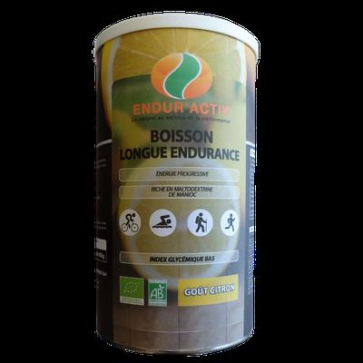 Endur'activ BOISSON LONGUE DUREE CITRON (450g)