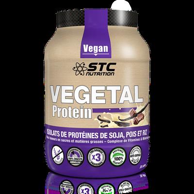 STC Nutrition VEGETAL PROTEIN VANILLE (750g)