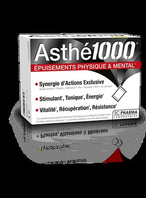Les 3 chênes ASTHE 1000 (10 sachets)