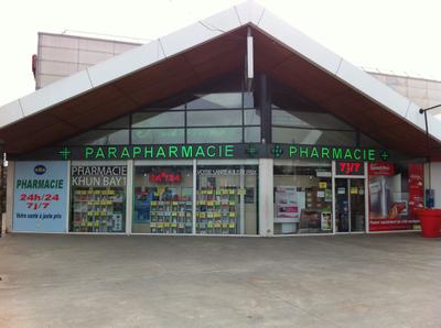 Pharmacie Khun - Vue générale