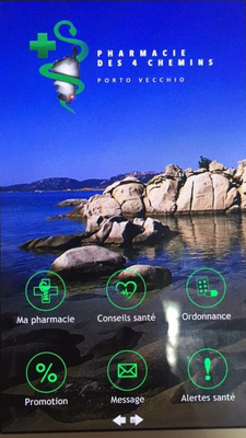 Pharmacie des 4 Chemins - Vue générale