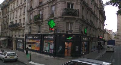 Pharmacie Monge - Vue générale