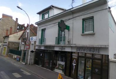 Pharmacie Pasteur - Vue générale