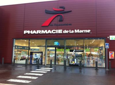 Pharmacie de la Marne - Vue générale