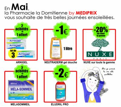 Pharmacie la Domitienne - Vue générale