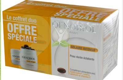 OENOBIOL SOLAIR INT/PROT CAPS30 X2