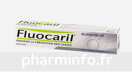 FLUOCARIL DENT BLANC DURABL125ML