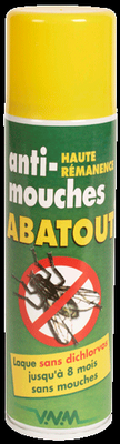 ABATOUT MOUCHE SPRAY 335ML