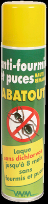 ABATOUT ANTI-PUCE /FOURMIE H-REMAN 405ML