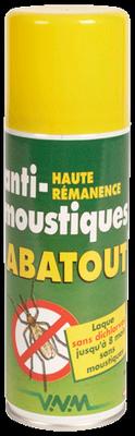 ABATOUT MOUSTIQUE SPRAY 270ML
