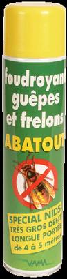 ABATOUT SPÉCIAL NID GUÊPE/FRELON 800ML