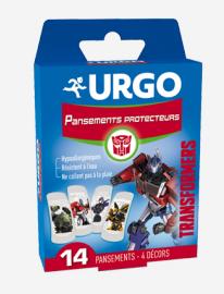 URGO PANS TRANSFORMERS 14