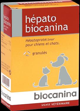 BIOCANINA HEPATO GLE BTE 80G