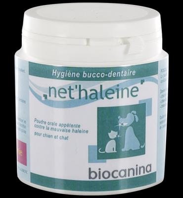 BIOCANINA NET-HALEINE PDR 85G