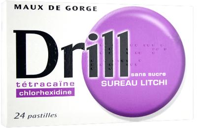 DRILL SUREAU LITCHI PAST S/S 24