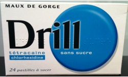 DRILL PAST A SUCER S/S 24