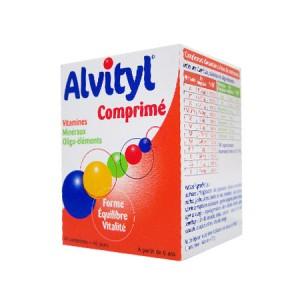 ALVITYL PLUS CPR 40