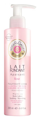 ROGER GALLET LAIT FONDANT ROSE 200ML