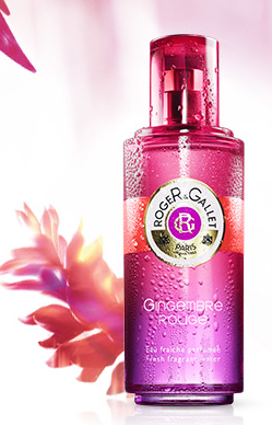 ROGER GALLET EAU FRAICHE GINGEMBRE ROUGE 100ML