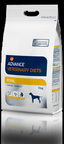 ADV VET DIET DOG REN FAIL 3KG