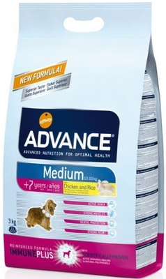 ADVANCE DOG MEDIUM SENIOR 3KG