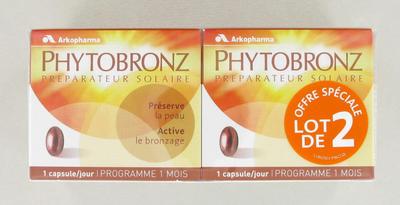 Phytobronz lot de 2
