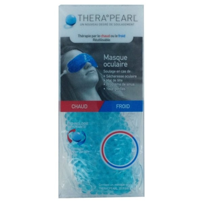 THERA PEARL MASQUE OCULAIRE COMPRESSE