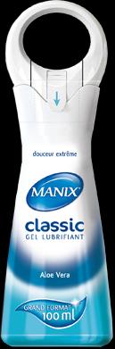 MANIX GEL LUBRIF CLASSIC 50ML