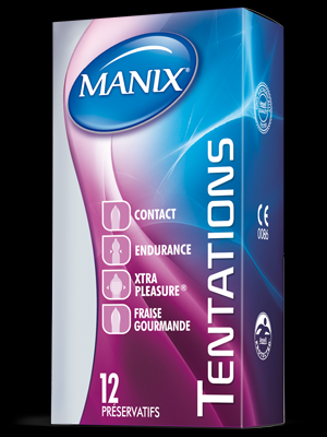 PRESERV MANIX TENTATION 12