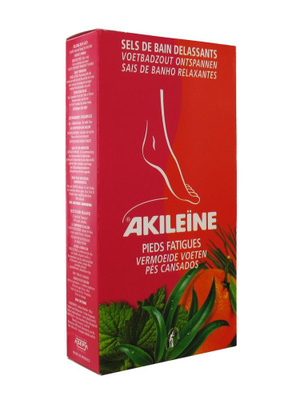 AKILEINE SELS DE BAIN SACHETS 150G X2