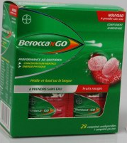 BerrocaN Go fruits rouges
