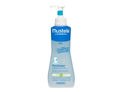 MUSTELA PHYSIOBEBE FLACON POMPE 500ML
