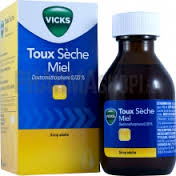 VICKS 0,133% TS AD MIEL SP 180ML