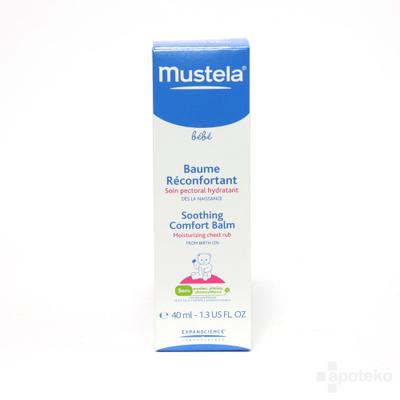 MUSTELA BAUME RECONFORT 40ML
