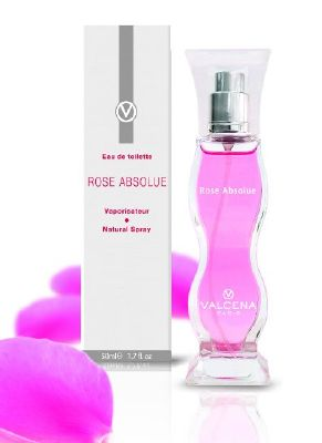 VALCENA EAU DE TOILETTE ROSE ABSOLUE 50ML