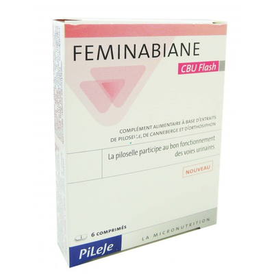 FEMINABIANE CBU FLASH CPR 6