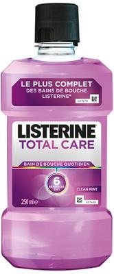 LISTERINE TOTALCARE  Bain de Bouche 250ml